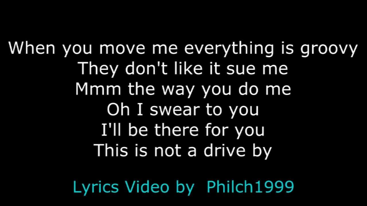 Train - Drive By LYRICS/PAROLES - YouTube