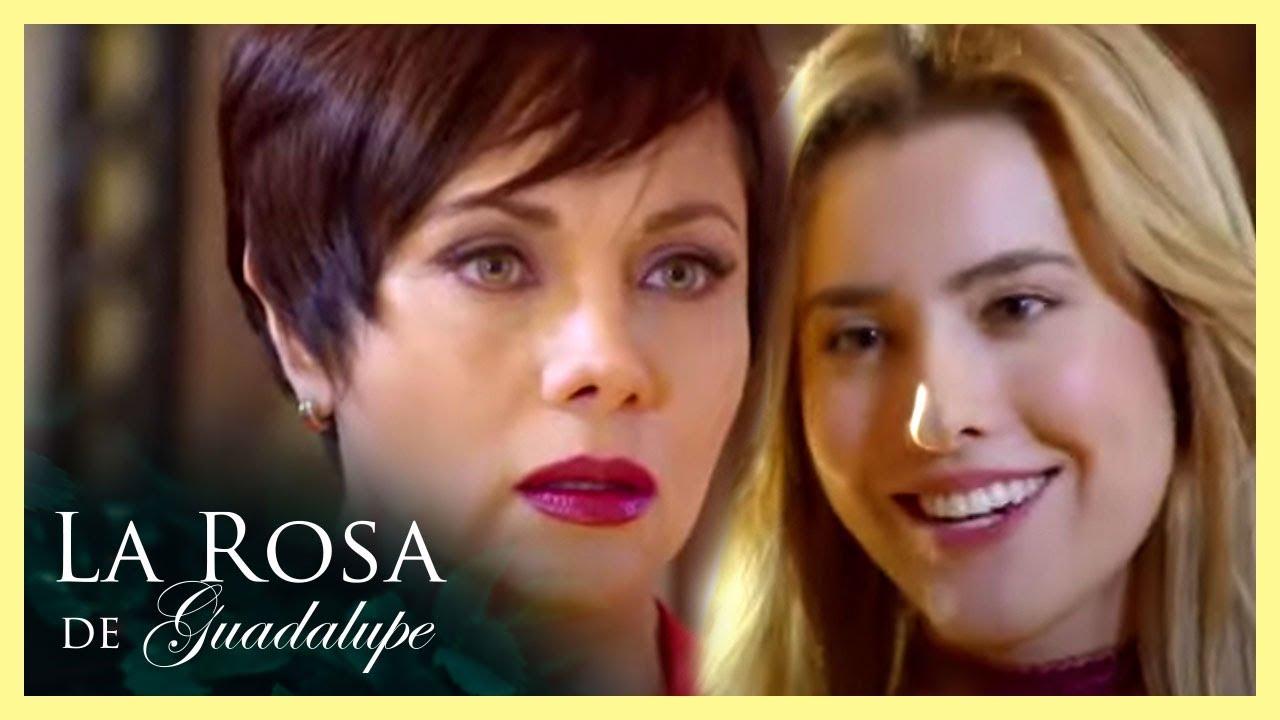 Bárbara descubre que Roberto la cambió por una mujer más joven | Mi princesa | La Rosa de Guadalupe
