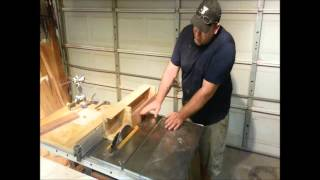 One of izzy swan's most viewed videos: SIMPLE JIG! Turns Table Saw into a jointer! Flatten Stock!!!