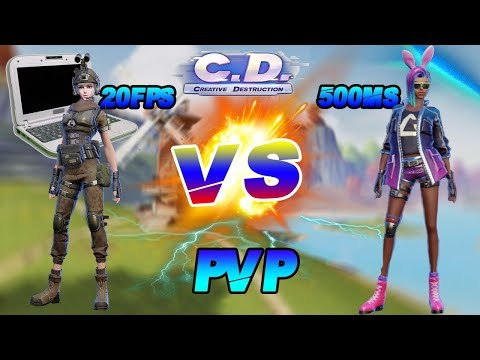 Player Canaima VS 500ms PikachuArts /PVP 🔥CREATIVE DESTRUCTION🔥