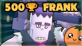 Frank TRICK SHOTS in Brawl Ball 🍊