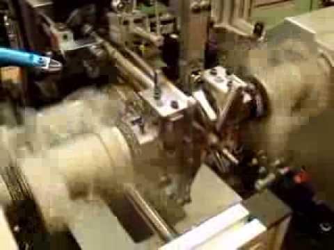 ND-LAW-5B2 Armature winding machine---Ningbo Nide Mechanical Equipment Co.,Ltd