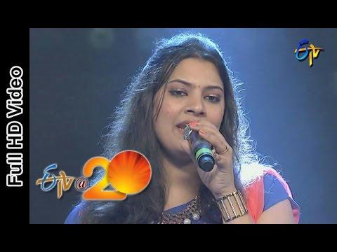 GeethamadhuriPerformance - Bavalu Sayya Song in Eluru ETV @ 20 Celebrations