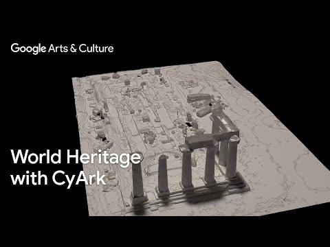 Open Heritage — Google Arts & Culture