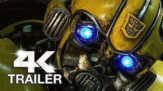BUMBLEBEE Trailer (4K ULTRA HD) 2018   Transformers 6