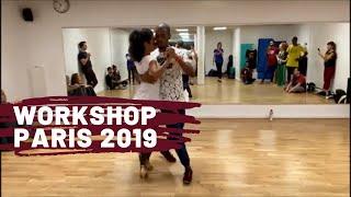Cissa e Jaguar - Paris Dança Samba 2019
