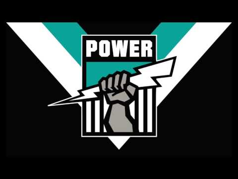 Port Adelaide Football Club Song (with lyrics)
