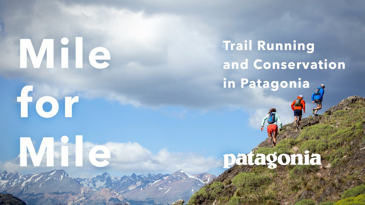 mile for mile a film about trail running and conservation in