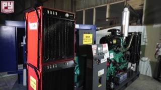 видео ДИЗЕЛЬ-ГЕНЕРАТОР ЯМЗ АД-275 от производителя, купить дизельную электростанцию (ДЭС) 275 кВт