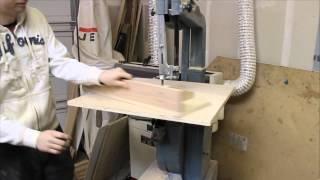 How To Make A Table Top And A Fense For Your Bandsaw