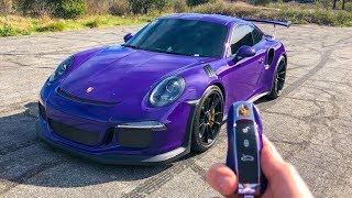 WHAT IT'S LIKE TO DRIVE A PORSCHE GT3RS! (POV)