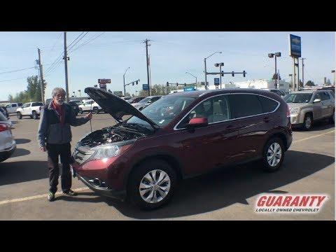 2014 Honda CR-V AWD EX-L • GuarantyCars.com