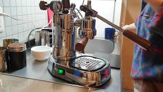 make espresso by la pavoni 가정용…