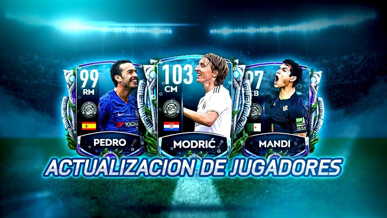 ESPERANDO A LUKA MODRIC !!! ACTUALIZACION DE CONTENIDO !!! || FIFA 20 MOBILE