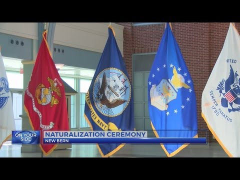 U.S. gains 17 new citizens during New Bern naturalization ceremony