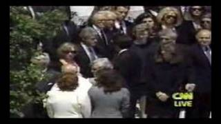 Jacqueline Kennedy Onassis Funeral Service -part 9