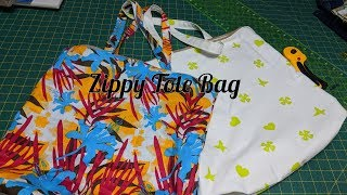 Zippy Tote Bag