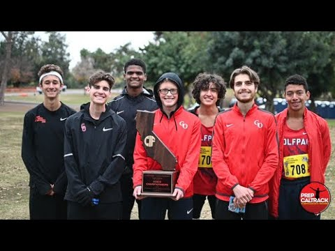 Great Oak boys win sixth straight CIF-State Division 1 team title!