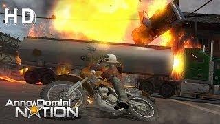 "Live Action Stunt Instrumental ""Adrenaline"" - Anno Domini Beats"
