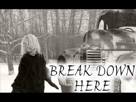BREAK DOWN HERE - CINDY OLDFIELD.wmv