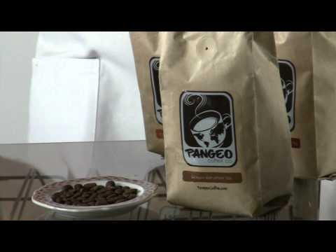 Best Gourmet Coffee Beans: Kenyan AA Organic Karatina Coffee by Pangeo