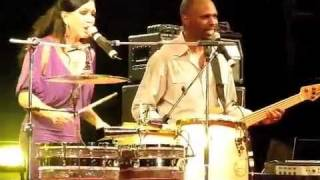 Sheila E. Live In Guadeloupe - Salsa! - IloJazz Festival 2011