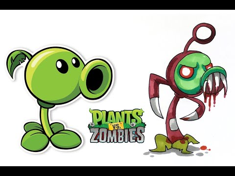 Plants VS Zombies As Slendytubbies