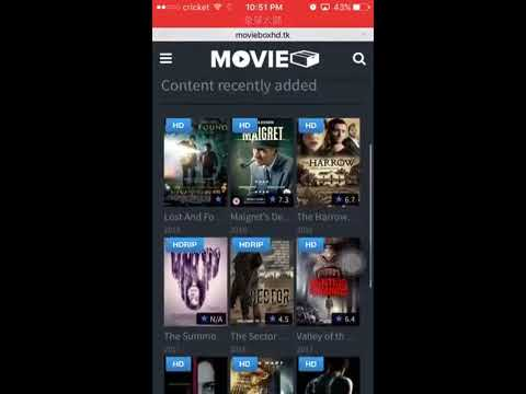 Movie box - online(how to watch free movies online)