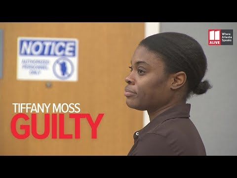Tiffany Moss Trial | 'Evil stepmother,' found guilty in death penalty trial