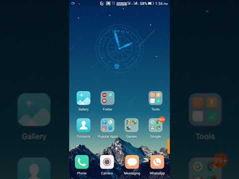 how to change language in GIONEE A1 | FunnyCat TV