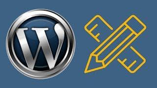 видео Улучшить визуальный редактор Wordpress без плагинов