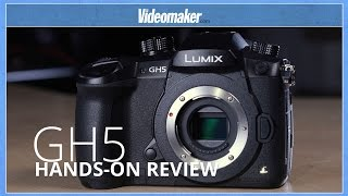 Panasonic Lumix GH5 - Hands-On Review - vs. GH4
