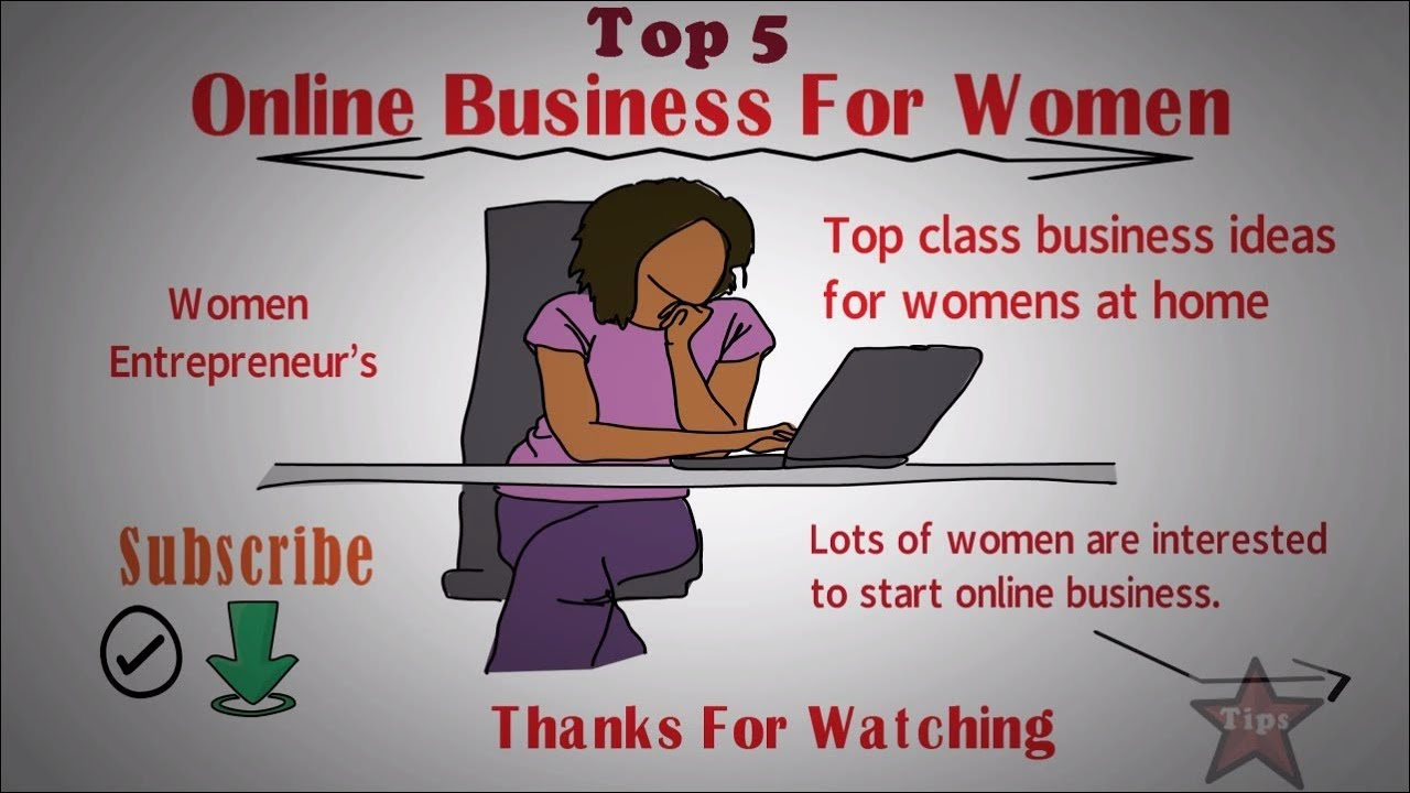 Best 5 Home Based Online Business Ideas For Women