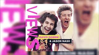 Dealing Drugs in Miami Podcast #123 | VIEWS with David Dobrik & Jason Nash