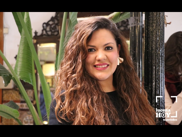 VÍDEO: Araceli Dorado Muñoz, designada Aracelitana Mayor 2017