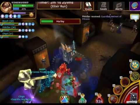 Arcane Legends - Kraken Mines (III)