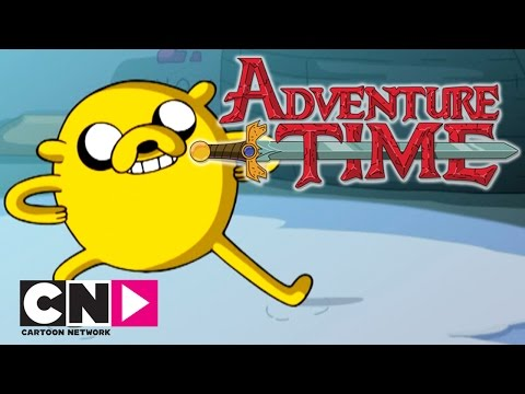 Adventure Time | Baby Jake | Cartoon Network