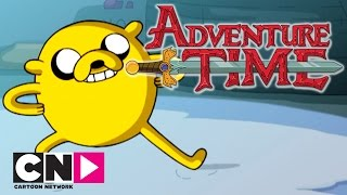Adventure Time | Baby Jake | Cartoon Network