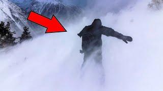 Парень заблудился в горах в непогоду и выжил, лишь благодаря советам из телешоу