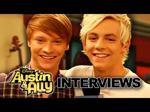 """Austin & Ally"" Cast Talk Kiss, Austin's Letter & New Season 3 Love Interests"
