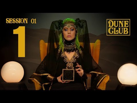 Dune Club Session 01 of 12 ► Live (Pages 1-59)