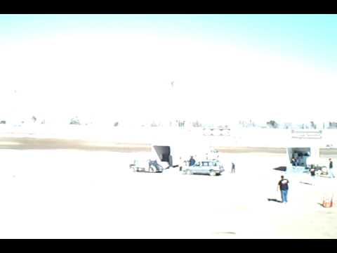Johnny at Victorville Auto Raceway