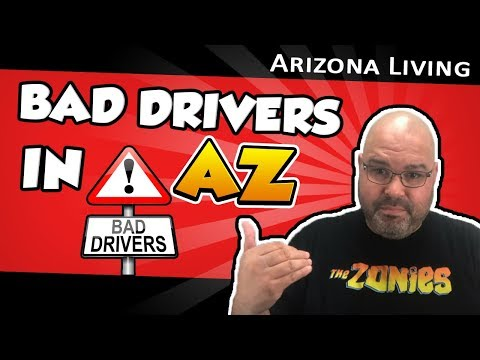 Bad Arizona Drivers 🌵 living in phoenix arizona 🌵 moving to arizona 🌵 dash cam
