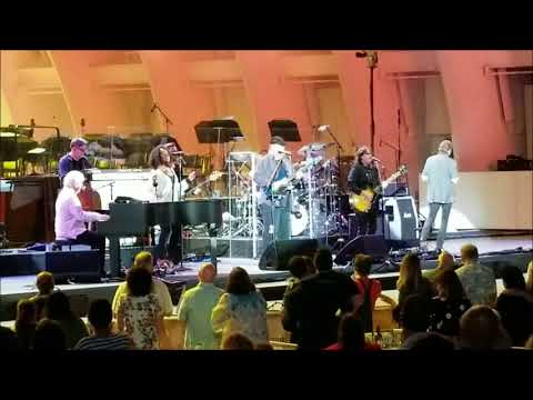 Michael McDonald With Kenny Loggins And Christopher Cross At The Hollywood Bowl