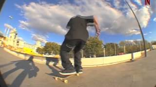 SHADI CHARBEL VIDEO PARTE DEZA SKATEBOARDS 2013