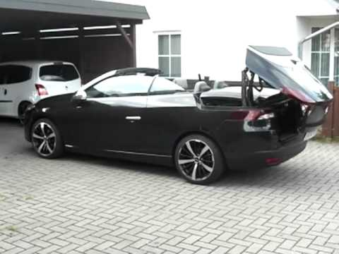 renault megane iii cc z mods4car dachfernsteuerung youtube. Black Bedroom Furniture Sets. Home Design Ideas