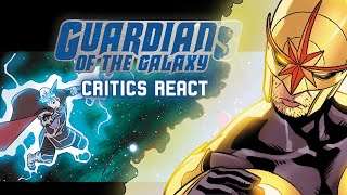 Everyone Loves GUARDIANS OF THE GALAXY #1!