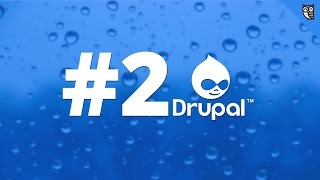 Обзор админки Drupal 7 на видеокурсе от Loftblog
