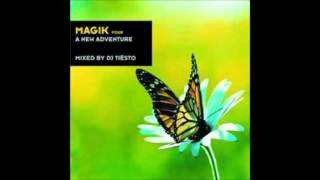 Tiesto - Magik Four - Far from Earth / Art of Trance - Easter Island [Cygnus X Mix]