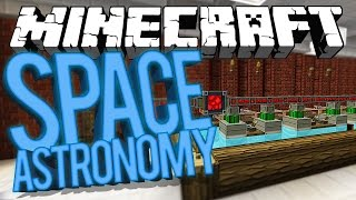 Minecraft Space Astronomy - Base Upgrades!! #18 [Modded HQM Survival]